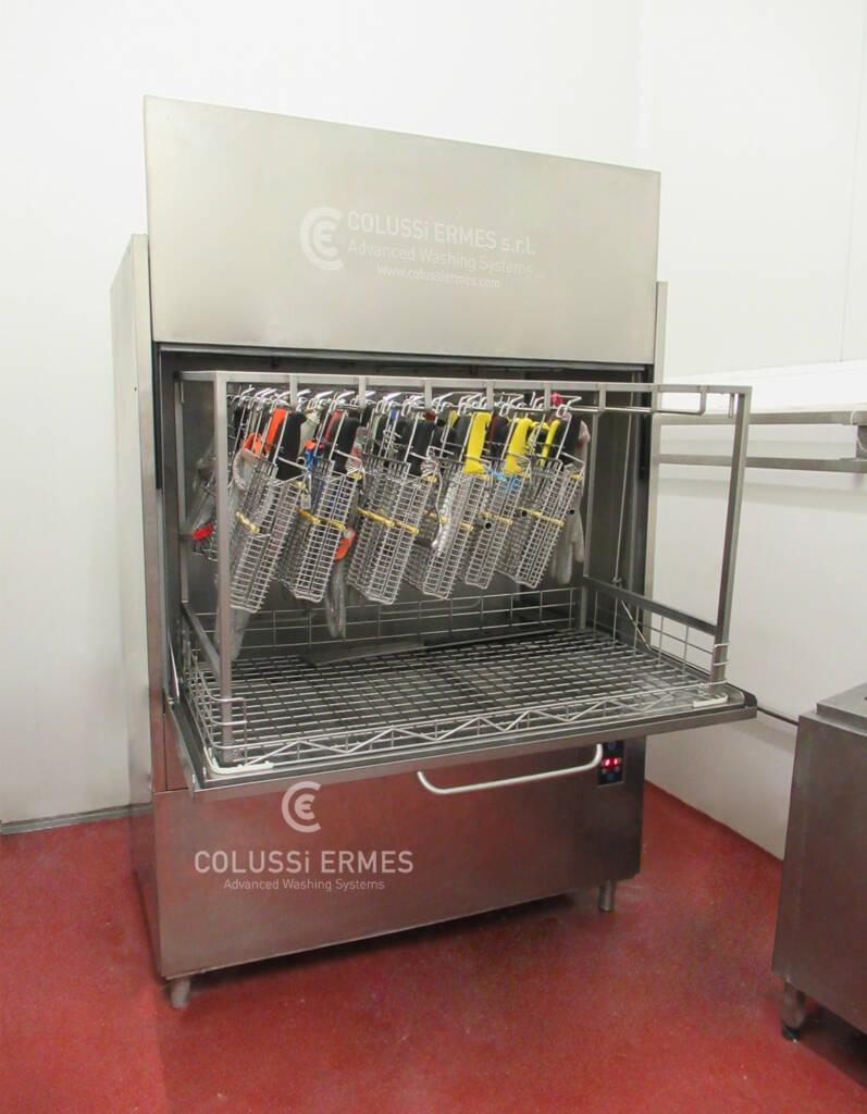 Lavadora de cuchillos - 6 - Colussi Ermes