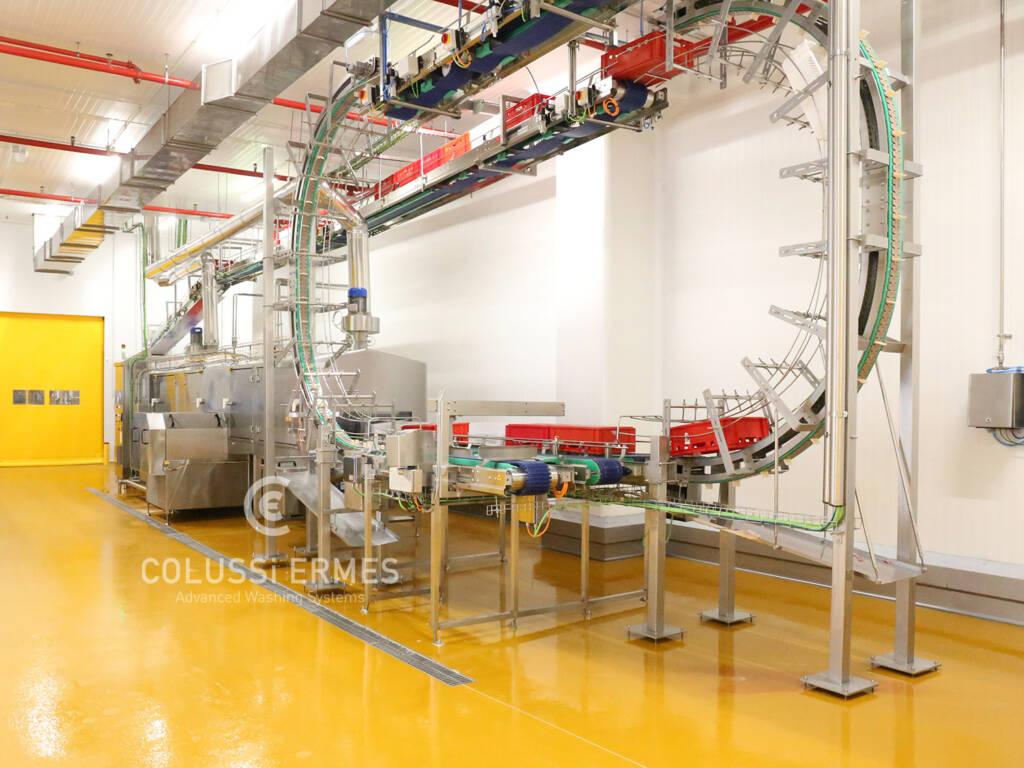 Lavadora de cajas - 37 - Colussi Ermes