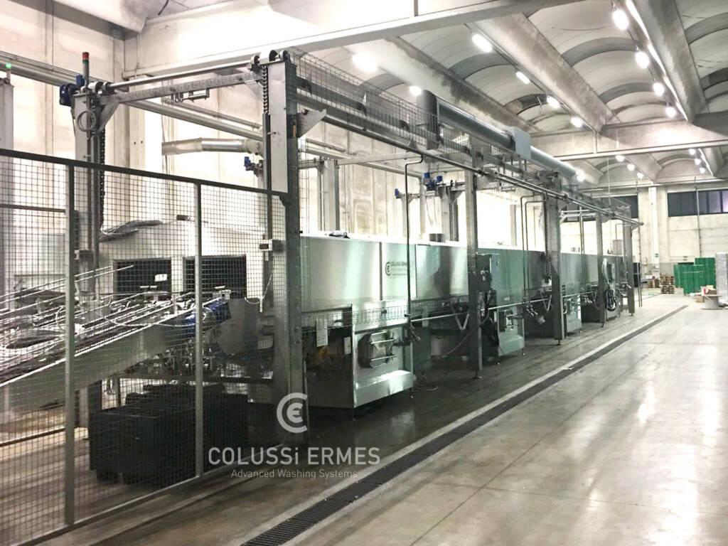 Lavadora de cajas - 39 - Colussi Ermes
