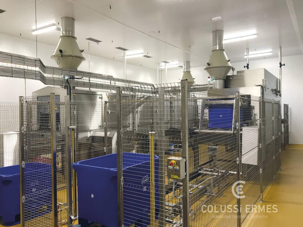 Lavadora de cajones - 21 - Colussi Ermes