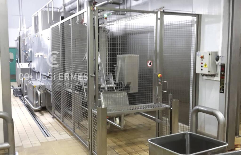 Lavadora de vagonetas - 12 - Colussi Ermes