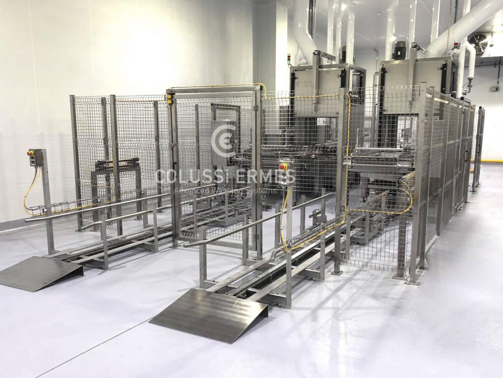 Lavadora de vagonetas - 14 - Colussi Ermes