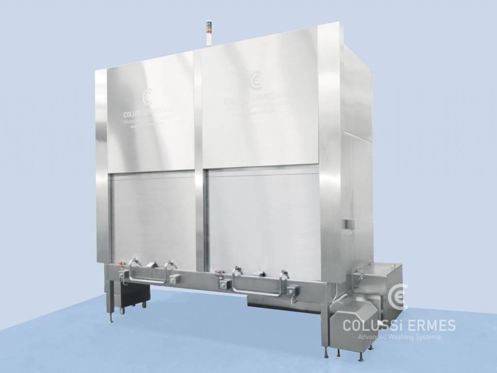 Lavadora de equipos - 5 - Colussi Ermes