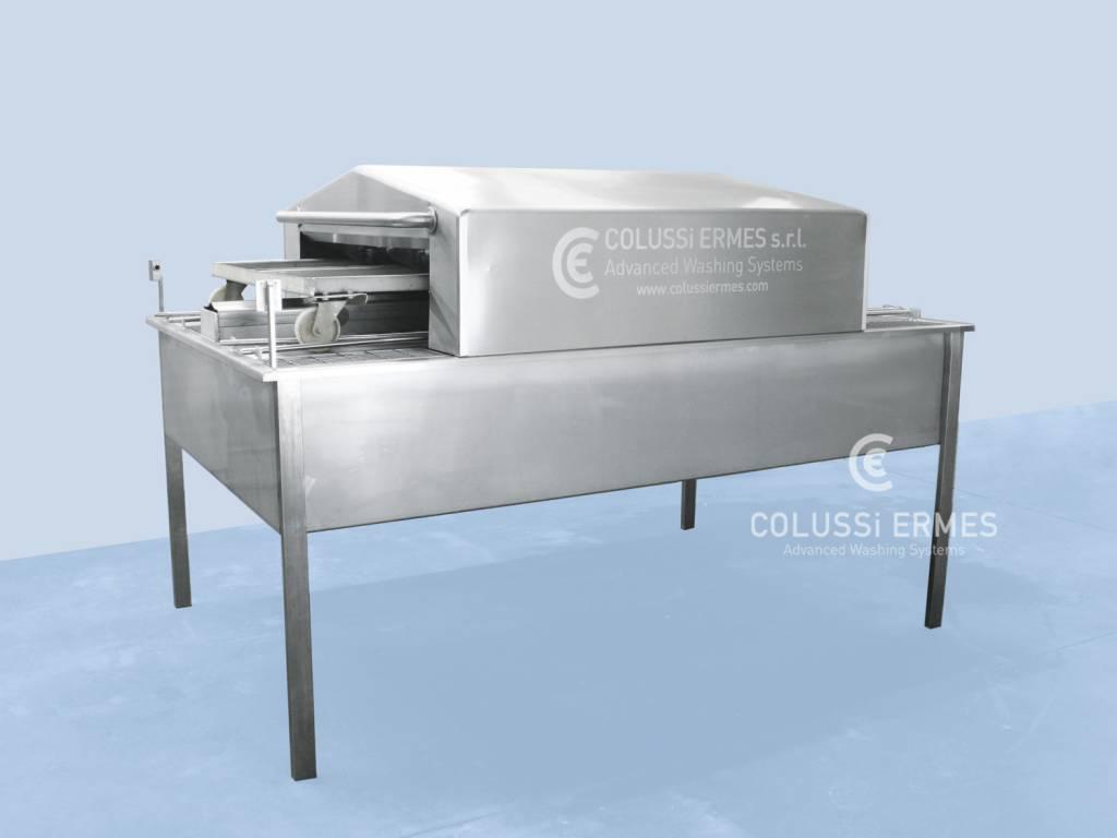 Lavadora de equipos - 8 - Colussi Ermes