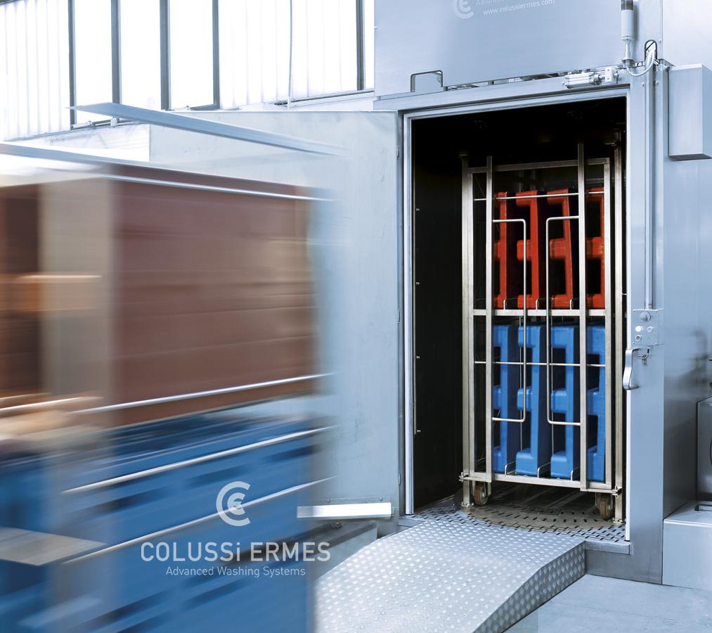Lavadora de palets - 11 - Colussi Ermes
