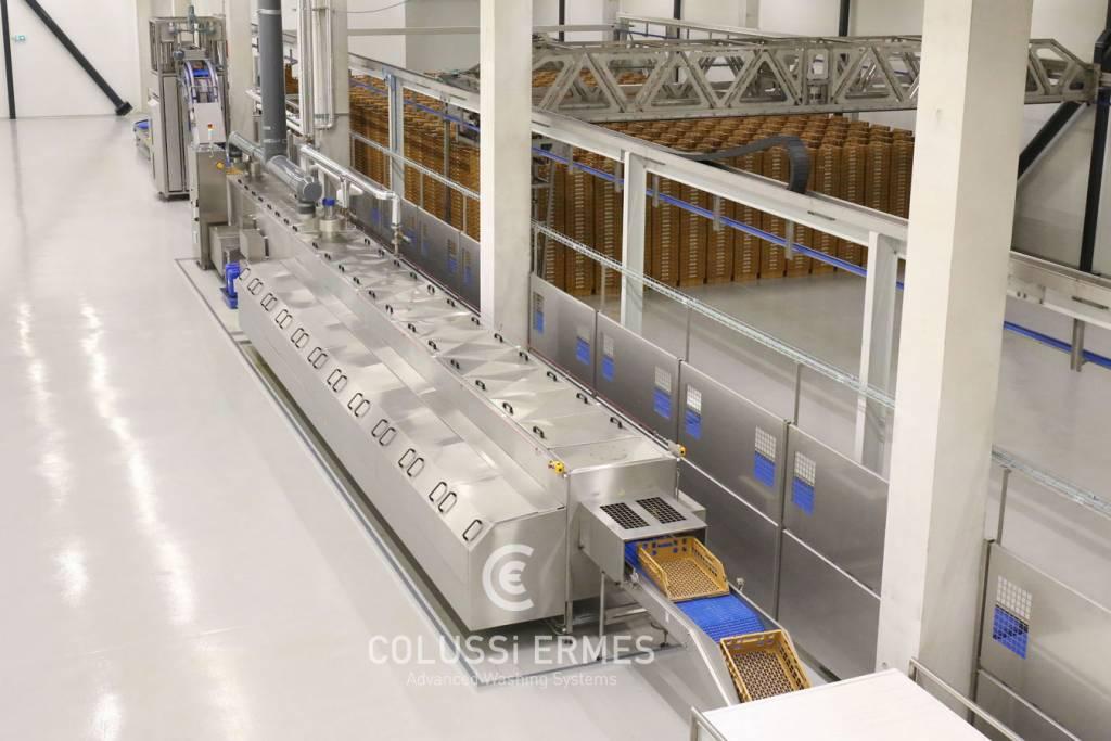 Lavadora de cajas - 7 - Colussi Ermes