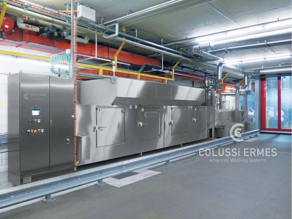 Lavadora de cajas - 13 - Colussi Ermes