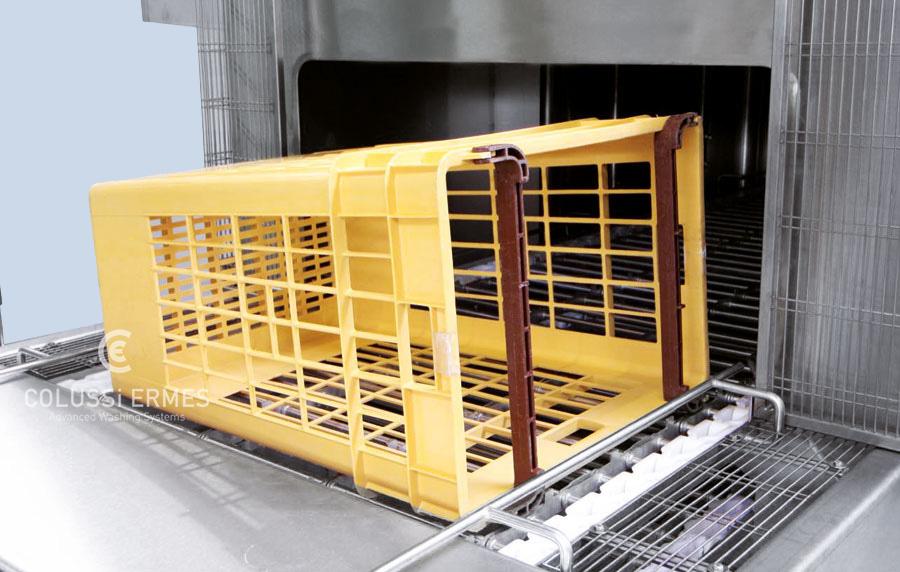 Lavadora de cajas - 22 - Colussi Ermes