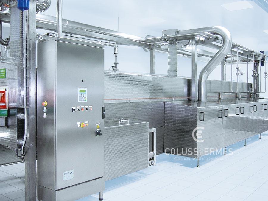 Lavadora de cajas - 23 - Colussi Ermes