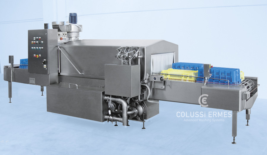 Lavadora de cajas - 31 - Colussi Ermes