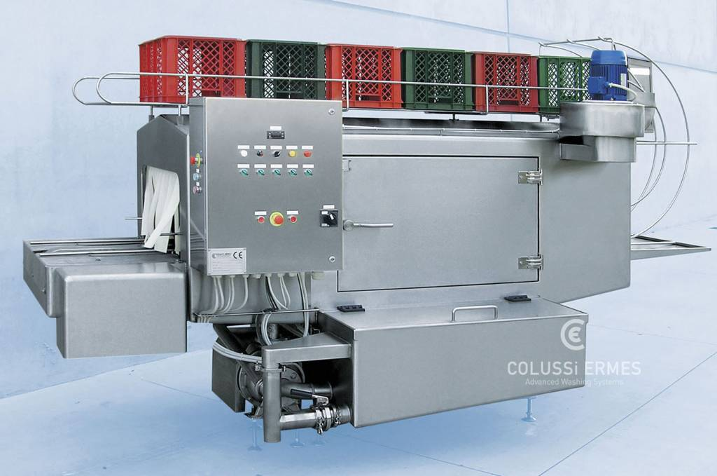 Lavadora de cajas - 34 - Colussi Ermes