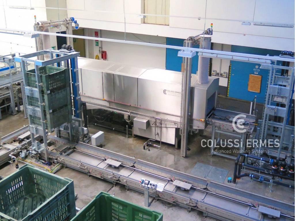 Lavadora de cajones - 4 - Colussi Ermes