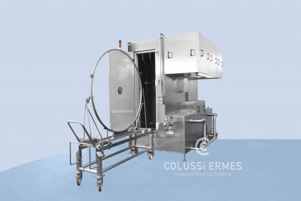Lavadora de cintas y mallas - 3 - Colussi Ermes