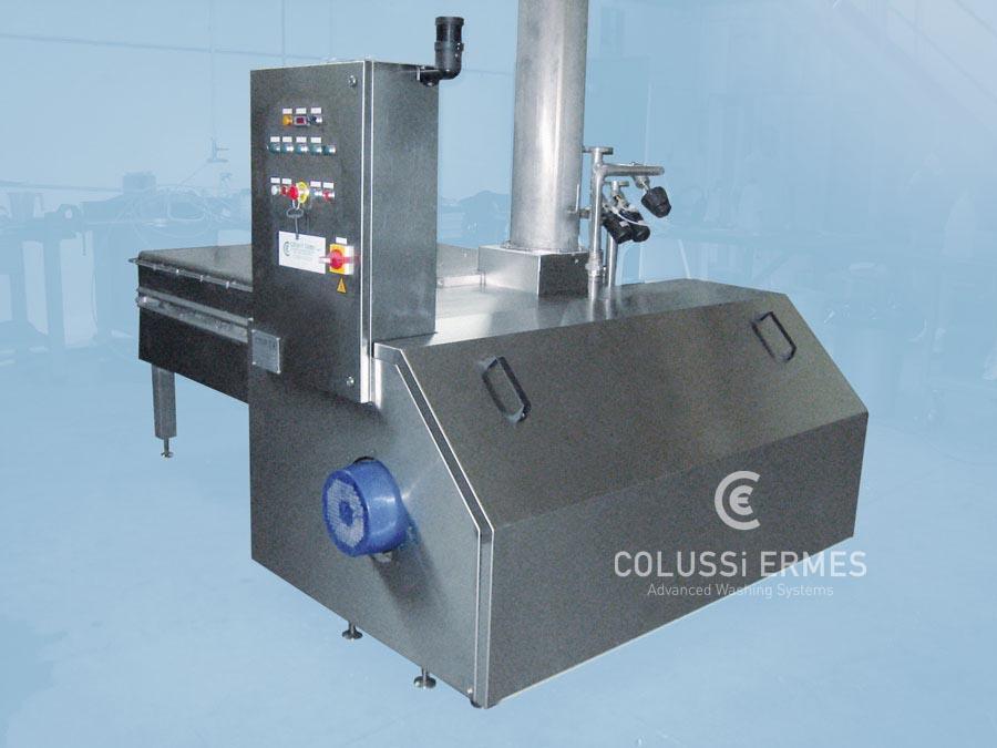 Lavadora de cintas y mallas - 4 - Colussi Ermes