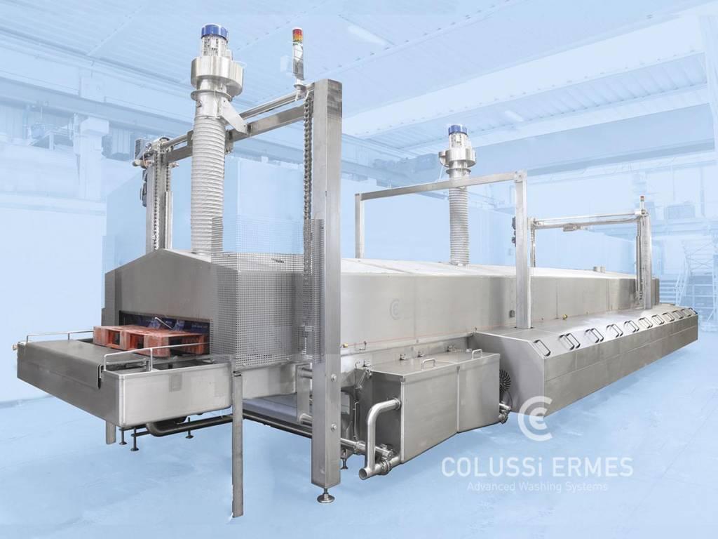 Lavadora de palets - 9 - Colussi Ermes