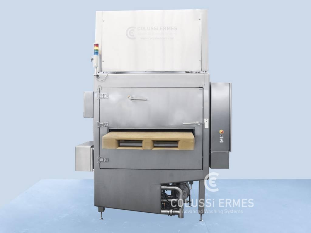 Lavadora de palets - 14 - Colussi Ermes