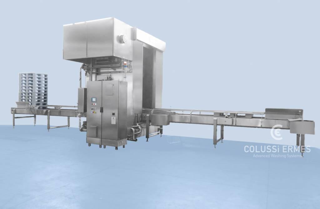 Lavadora de palets - 15 - Colussi Ermes