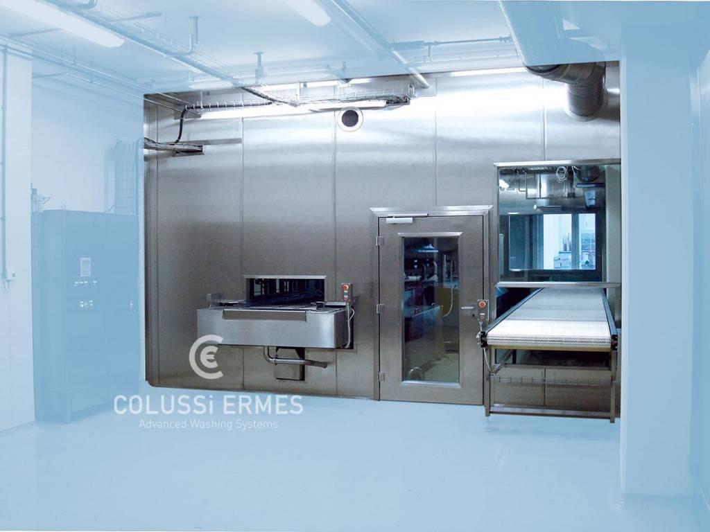 Lavadora de palets - 16 - Colussi Ermes