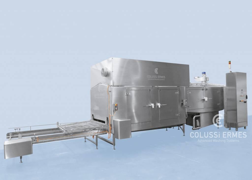 Lavadora de palets - 17 - Colussi Ermes