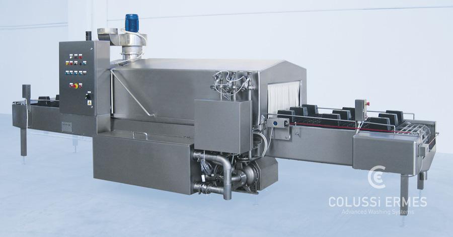 Lavadora de palets - 19 - Colussi Ermes