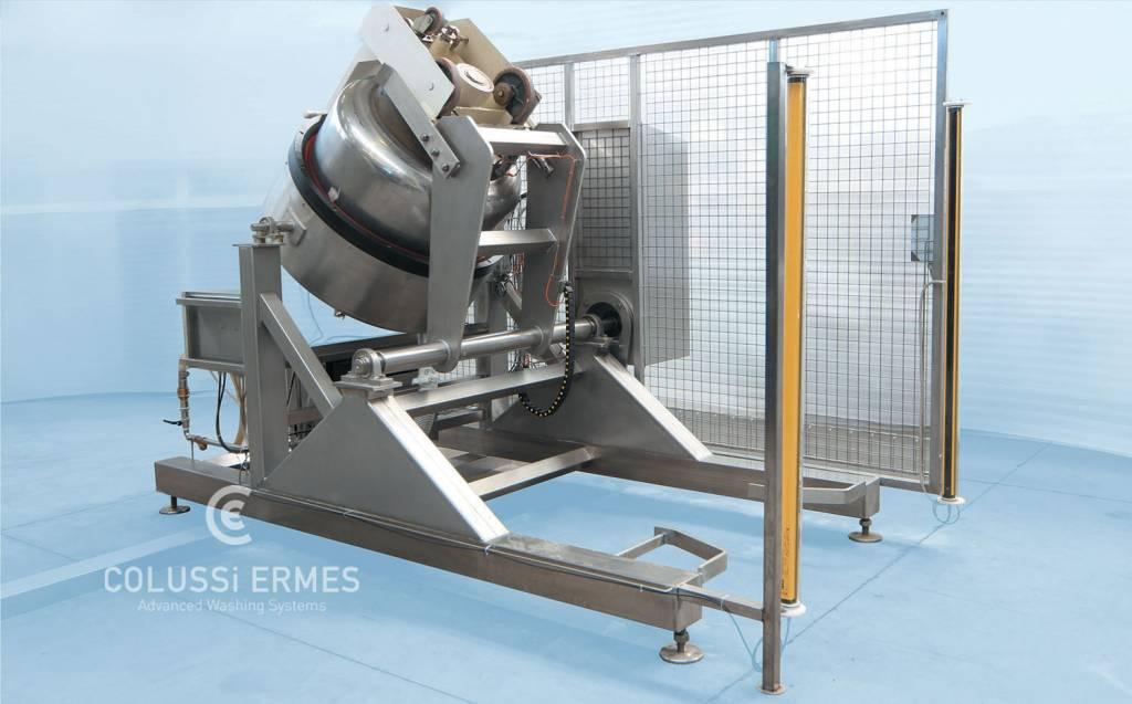 Lavadora de batidoras planetarias - 3 - Colussi Ermes