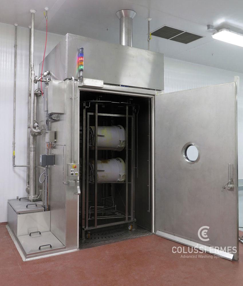 Lavadora de baldes - 6 - Colussi Ermes