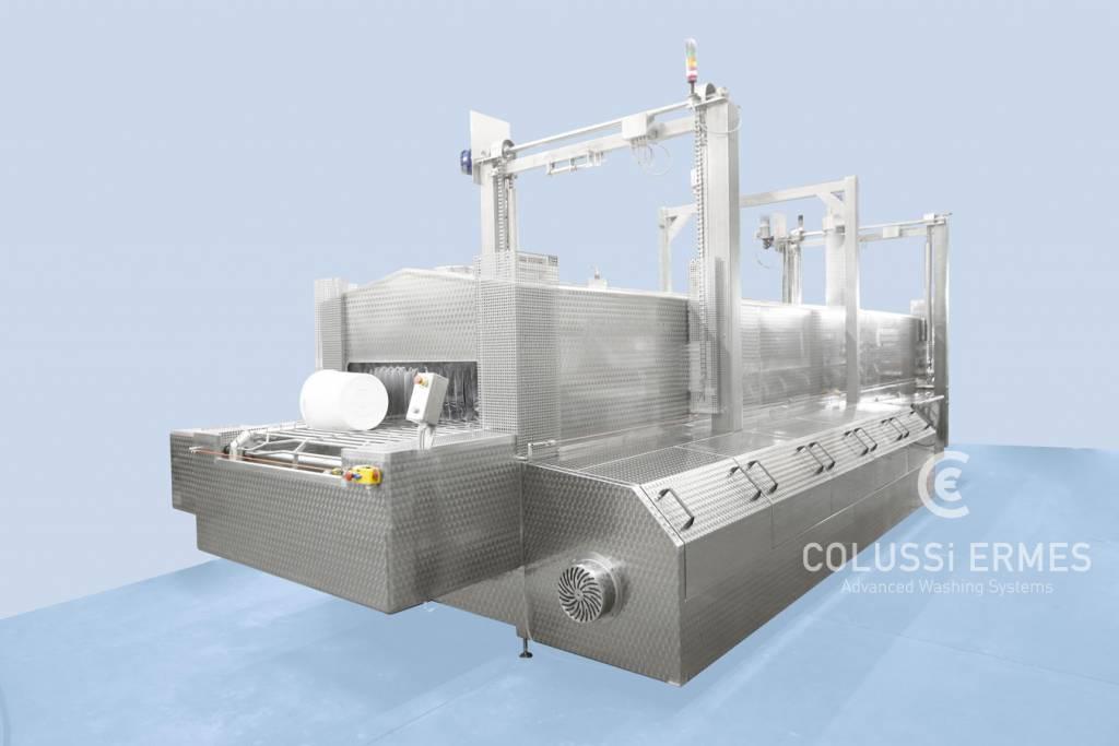 Lavadora de baldes - 10 - Colussi Ermes