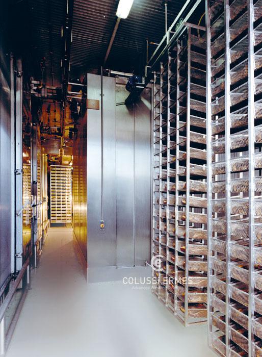 Lavadora y sopladora de embutidos - 14 - Colussi Ermes
