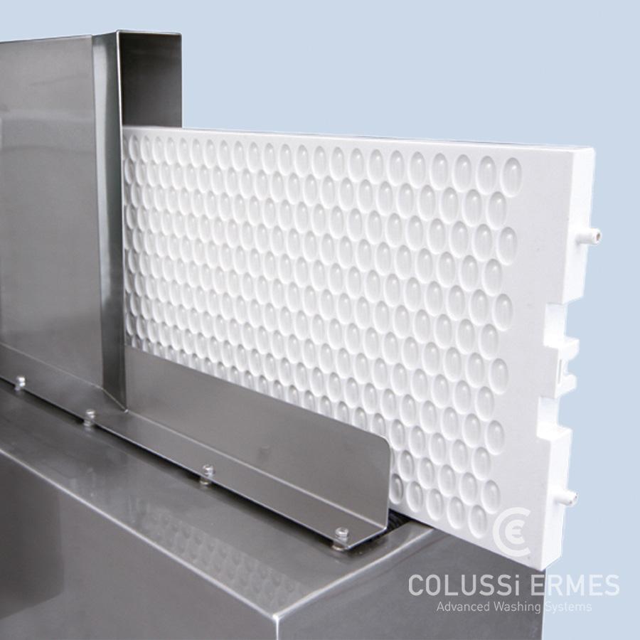Lavadora de moldes de chocolate - 9 - Colussi Ermes