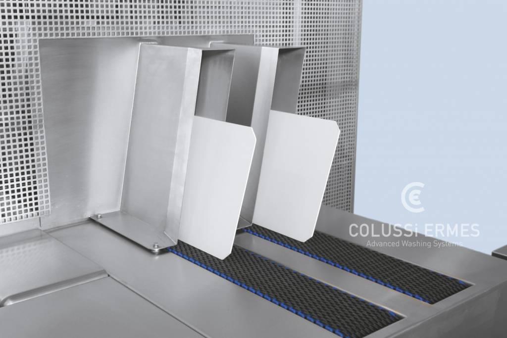 Lavadora de moldes de chocolate - 11 - Colussi Ermes