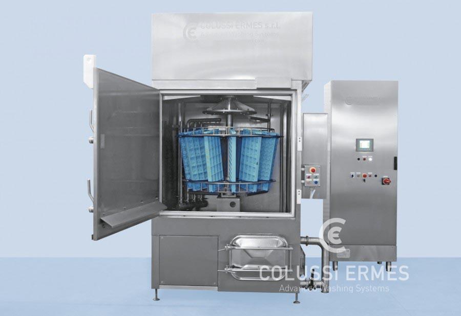 Lavadora de moldes de chocolate - 19 - Colussi Ermes