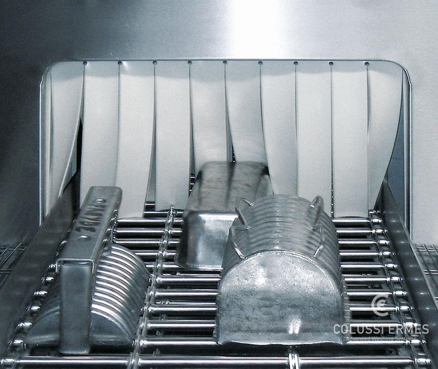 Lavadora de moldes de jamón - 10 - Colussi Ermes