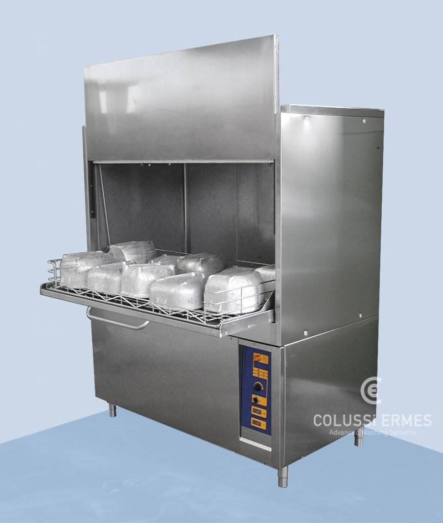 Lavadora de moldes de jamón - 11 - Colussi Ermes