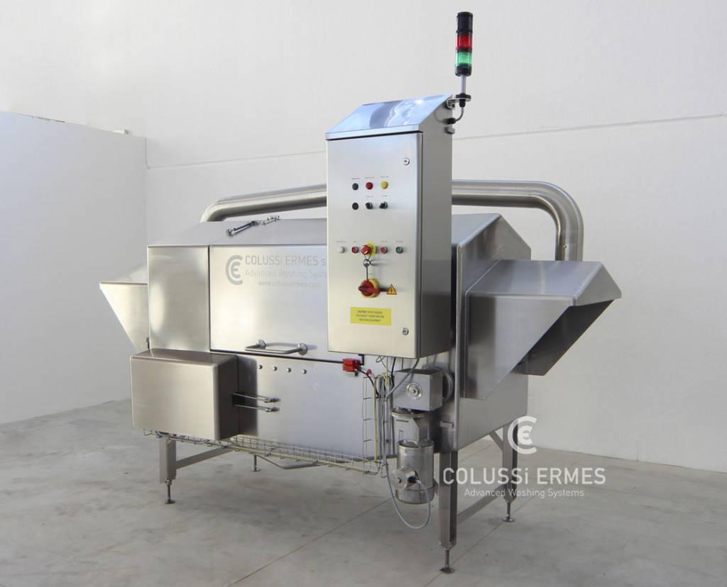 Instalación para la desinfección de embutidos - 1 - Colussi Ermes