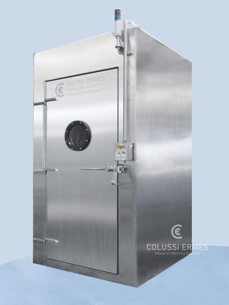 Instalación para la desinfección de embutidos - 9 - Colussi Ermes