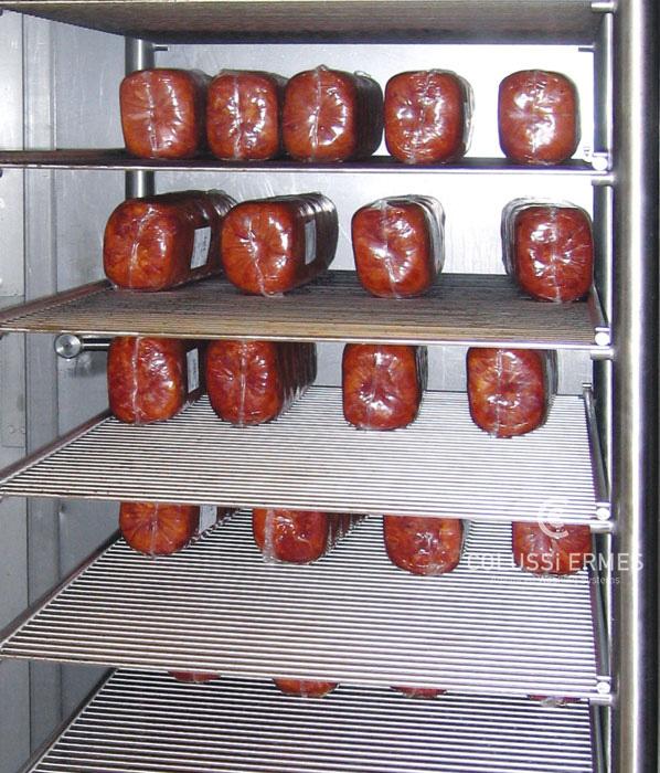 Instalación para la desinfección de embutidos - 10 - Colussi Ermes
