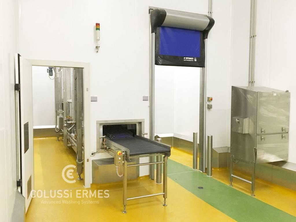 Instalación para la desinfección de embutidos - 13 - Colussi Ermes