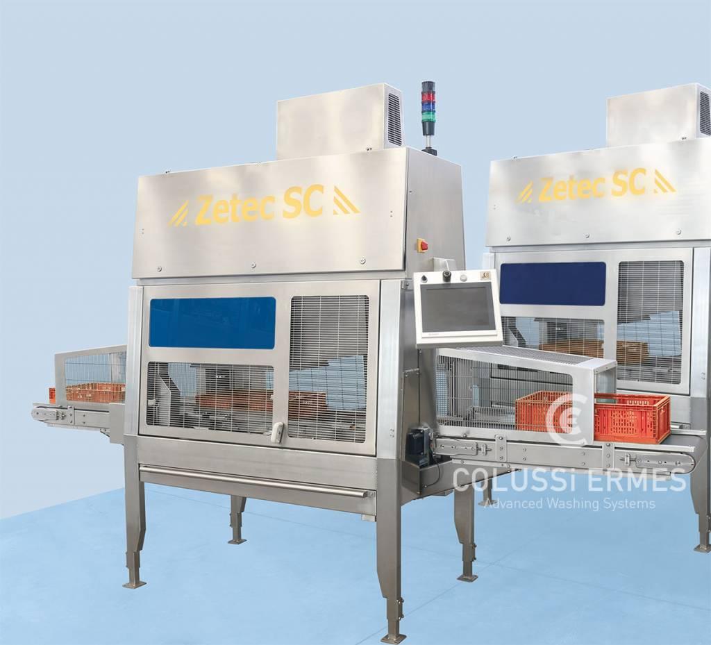Centrifugadora para secado de cajas - 3 - Colussi Ermes
