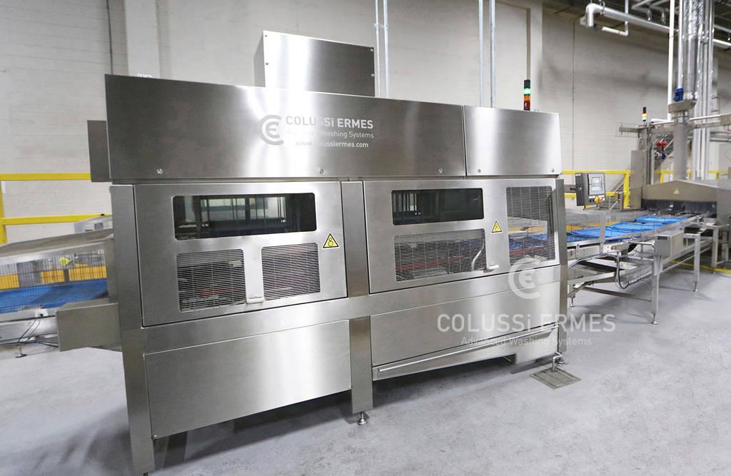 Centrifugadora para secado de cajas - 4 - Colussi Ermes