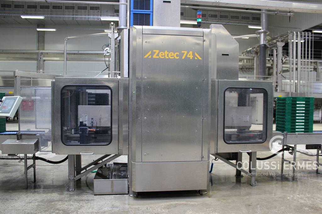 Centrifugadora para secado de cajas - 2 - Colussi Ermes