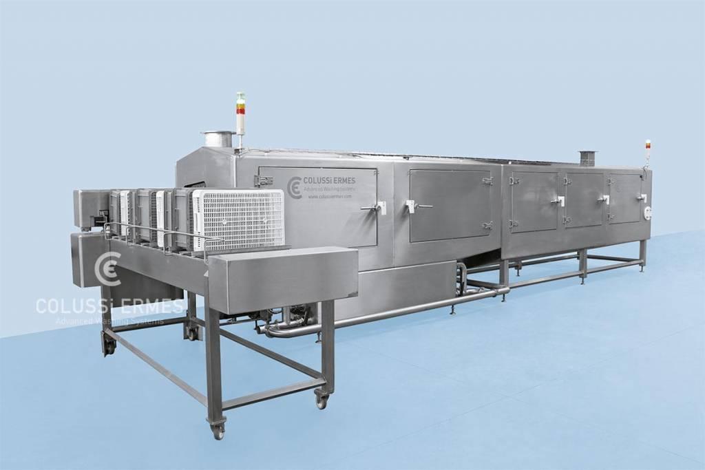 Lavadora de cajas - 26 - Colussi Ermes