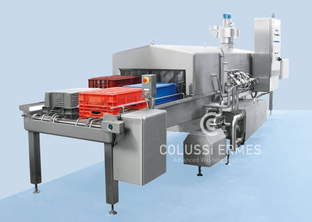 Lavadora de cajas - 30 - Colussi Ermes