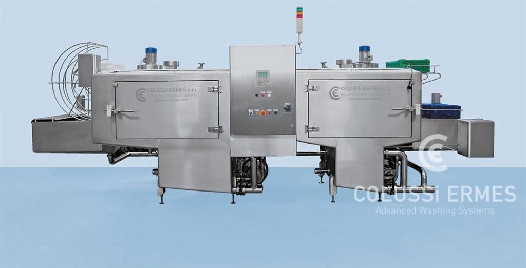 Lavadora de cajas - 33 - Colussi Ermes
