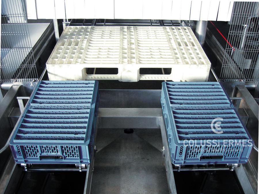 Lavadora de palets - 10 - Colussi Ermes