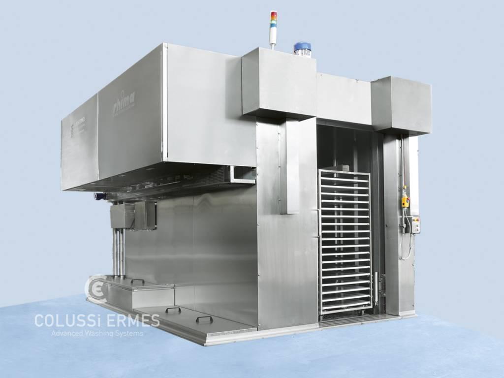 Lavadora de bandejas - 14 - Colussi Ermes