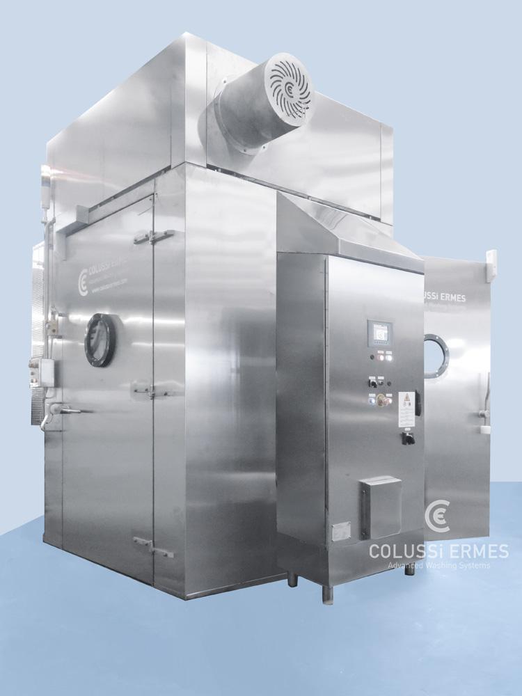 Lavadora de baldes - 5 - Colussi Ermes