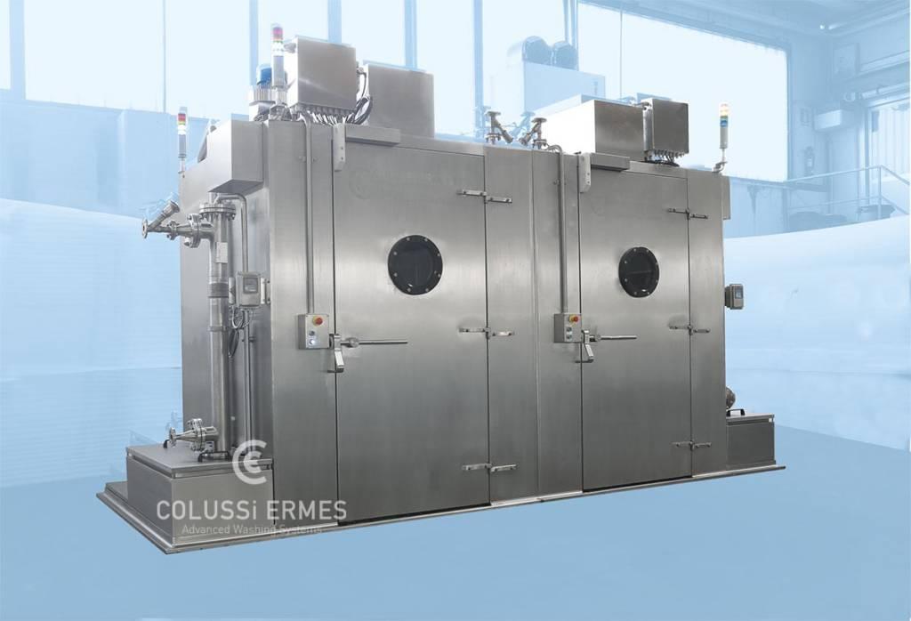 Lavadora de bandejas - 20 - Colussi Ermes